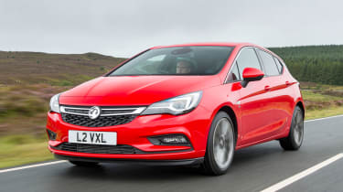 <span>1.</span><span>&nbsp;</span><span>The Vauxhall Astra is a strong competitor in the small family hatchback class, matching up to rivals such as the VW Golf and the SEAT Leon.</span>