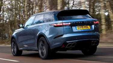 Range Rover Velar SVAutobiography Dynamic - rear