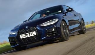 BMW M440i xDrive long term test - second report header