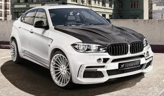 Hamann BMW X6 M50d - header