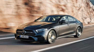 Mercedes-AMG CLS 53 - front action