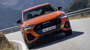 Audi Q3 - full front