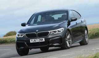 BMW 6 Series GT - front