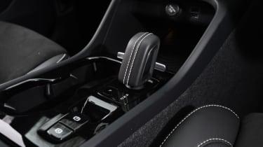 Volvo XC40 transmission