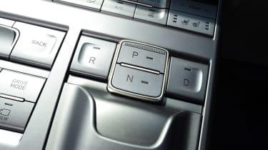Hyundai Nexo - interior detail