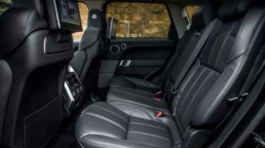 Range Rover Sport HSE MY2017 - rear seats