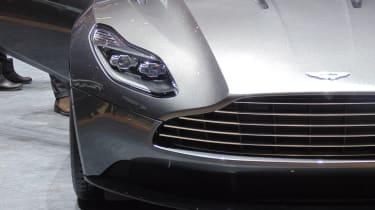 Aston Martin DB11 Geneva - front detail