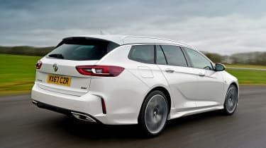 Vauxhall Insignia GSi Sports Tourer - rear