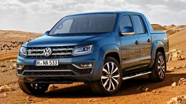 Volkswagen Amarok V6 - front quarter