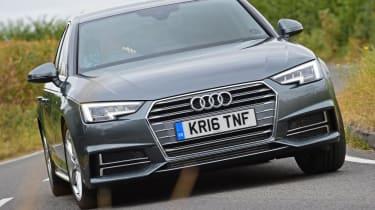 Audi A4 - Front Action