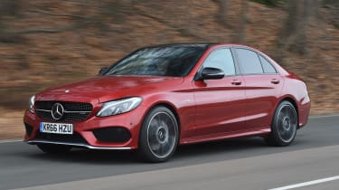 Mercedes-AMG C 43 - front