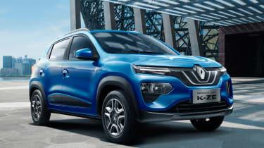 Renault City K-ZE - front