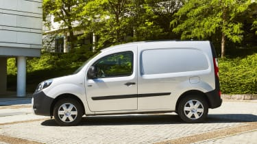 Renault Kangoo Z.E. - side static
