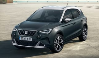 SEAT Arona facelift - front