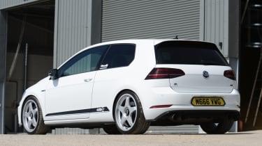 Mountune VW Golf R - rear static