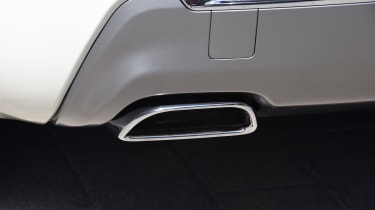 Jeep Cherokee - exhaust
