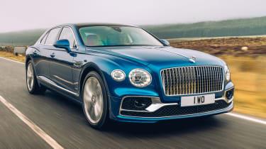 Bentley Flying Spur - front
