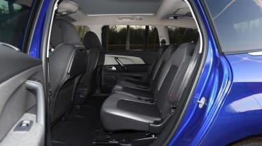 Citroen Grand C4 Picasso - rear seats