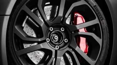 Jaguar C-X75 wheel