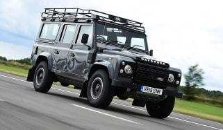 Land Rover Defender 110 Adventure front