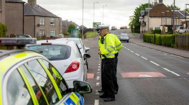 Penalty points, police, speeding