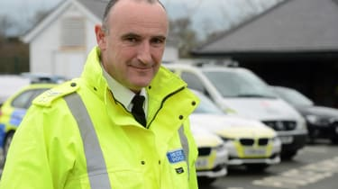 Dash cam policing - Sergeant John Roberts