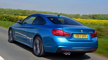 BMW 420d M Sport - rear