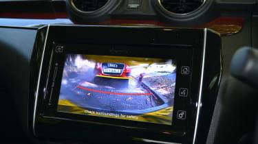 Suzuki Swift Sport long-term test - Reversing Camera