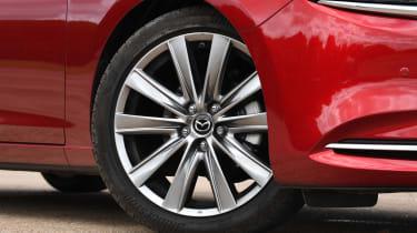 Mazda 6 - wheel