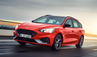 Ford Focus ST Estate - front