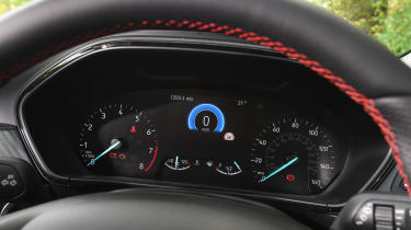 Ford Focus - dials