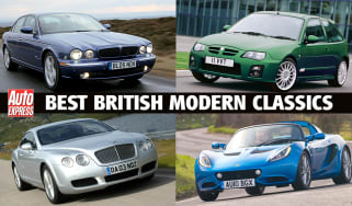 Best British Modern Classics -