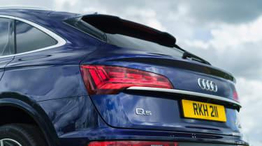 Audi Q5 Sportback - rear detail