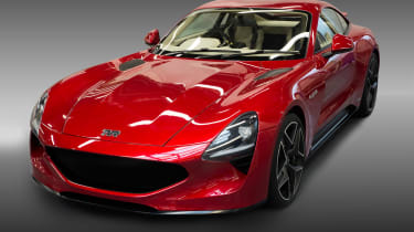 TVR Griffith - front static