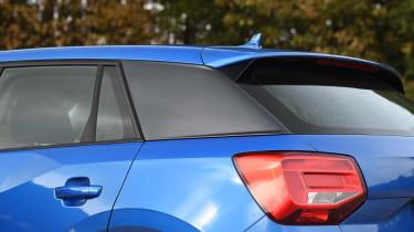 Audi Q2 - rear profile