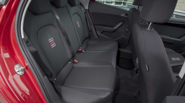 SEAT Ibiza FR 1.5 TSI Evo - back seats