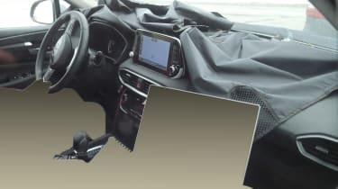 2019 Hyundai Santa Fe - interior