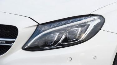 Mercedes-AMG C 63 Cabriolet 2017 - headlight