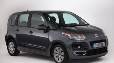 Used Citroen C3 Picasso - front