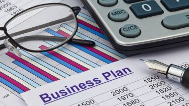 An example of a business plan