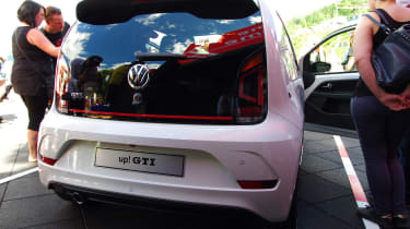Volkswagen up! GTI Worthersee reveal  hatch