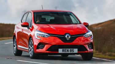 Renault Clio - front