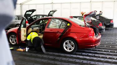 BMW recall fix