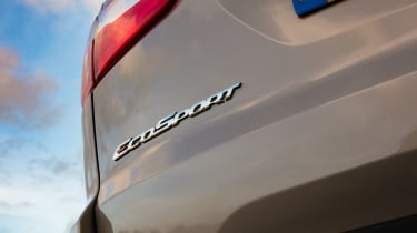 Ford EcoSport - badge