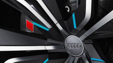 Audi Q8 SUV - wheel