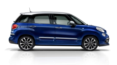 Fiat 500L Mirror special edition 2018