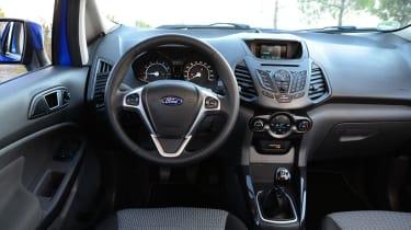Ford EcoSport EcoBoost interior