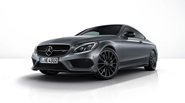 Mercedes AMG C 43 Coupe night edition