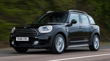 MINI Countryman - front