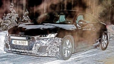 2018 Audi TT Coupe - front